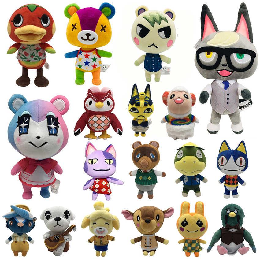 "New Animal Crossing Horizons Rabbit Coco 12/"" Plush Toy Figure Doll Kid Xmas Gift"