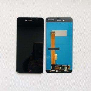 Image 5 - オリジナルのテスト AAA 5.2 インチ液晶ディスプレイ + タッチスクリーンデジタイザ国会スマートフォンの交換 Zte nubia Z11 ミニ s NX549J