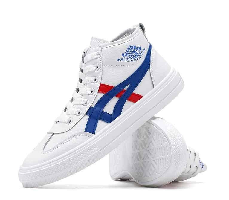2019 ฤดูใบไม้ผลิรองเท้าผู้ชายผู้ชายรองเท้าสบายๆรองเท้าแฟชั่นรองเท้าผ้าใบ Street Cool Man รองเท้า zapatos de hombre