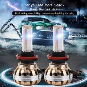 120W 6000K C8 12000lm Car LED