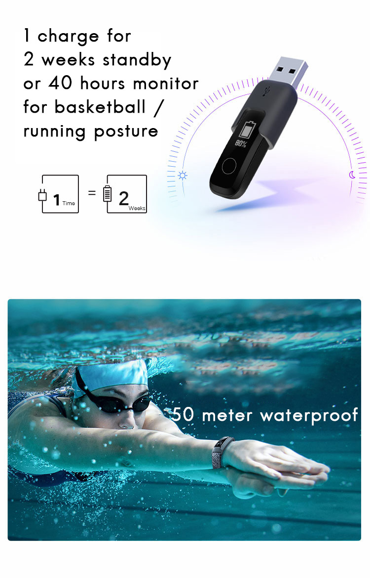Original Huawei Honor Band 5 Basketball i Ver Smart Wristband Sports Running Waterproof 5ATM Sleep Nap Honor Band 5 Sports i (14)