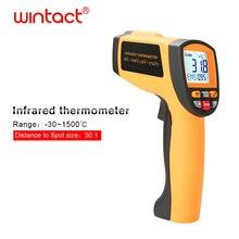 GM1500 инфракрасный лазерный термометр цифровой инфракрасный термометр-30~ 1500C(-22~ 2732F) 50: 1