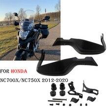 Kit de protège mains pour Honda NC700X 2011 à 2014 NC750X 2014 à 2019, accessoires de moto
