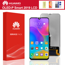 10-Touch 100% Aaa Kwaliteit Lcd Voor Huawei P Smart 2019 Lcd Met Frame Lcd-scherm Voor P smart 2019 Lcd-scherm POT-LX1 L21