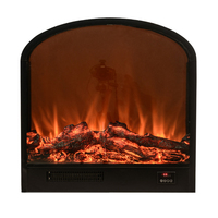 Intelligent Remote Wall-mounted Fireplace Home European Electric Fireplace Ornamental Fire Place GT-905S