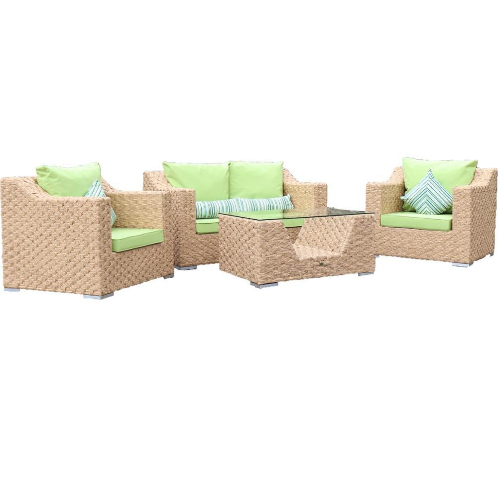 Set Of Furniture From Artificial Rattan Marrakech