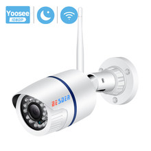 Besder Yoosee Ip Camera Wifi 1080P 960P 720P Onvif Draadloze Bedrade P2P Cctv Bullet Outdoor Camera Met miscrosd Card Slot Max 64G