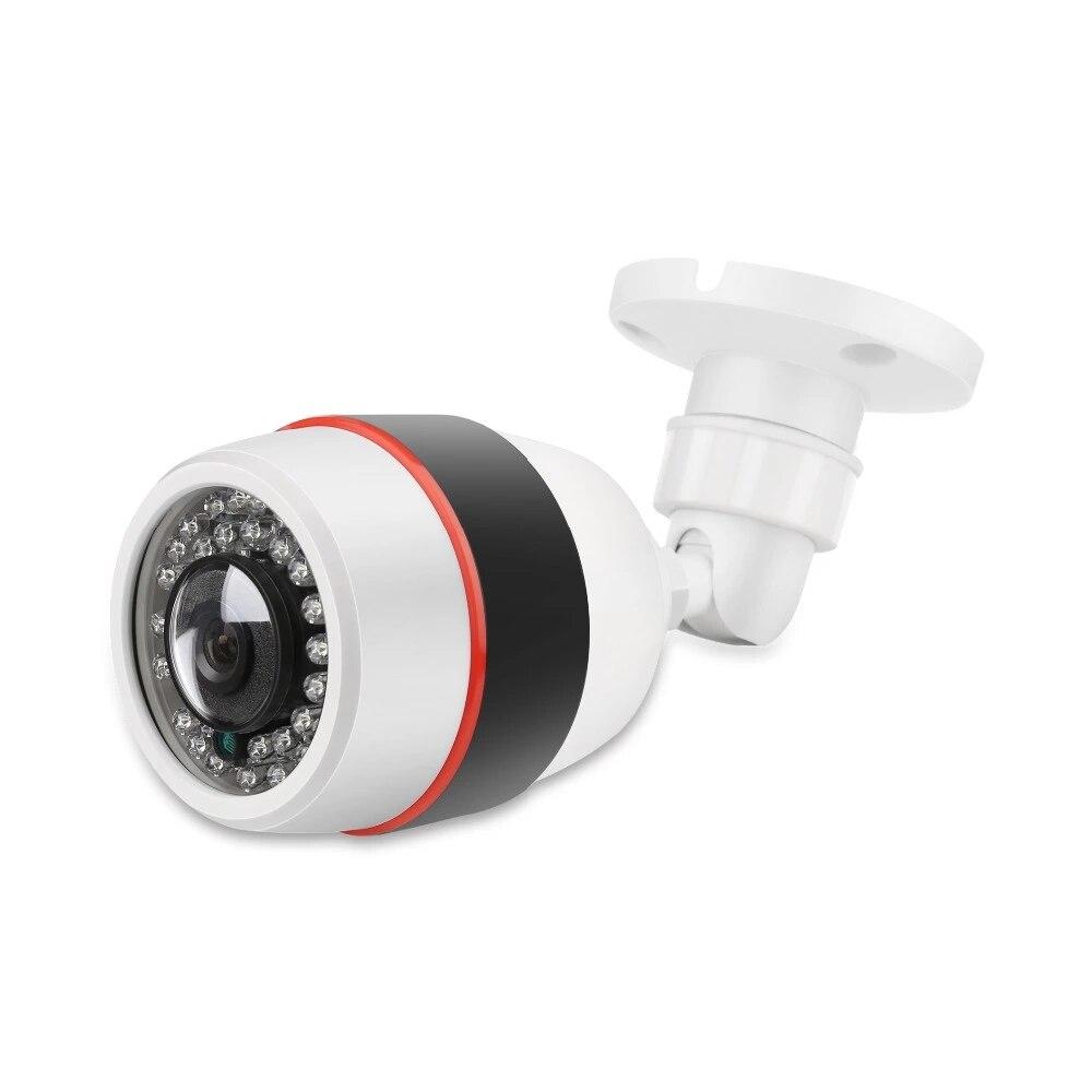 Full HD 2MP Bullet AHD Surveillance Camera Waterproof Wide Angle Fish Eye 1080P 4MP High Resolution Infrared Security IR Camera