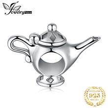 JewelryPalace Lamp 925 Sterling Silver Beads Charms Original For Bracelet original Jewelry Making
