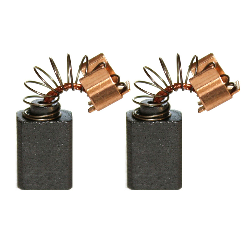 2pcs Electric Motor Carbon Brushes Replacement 11.5mm Power Tool Accessories For CB-419 HR2450/HR2440/HR2410/HR2430/A5