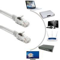 1m/1,5 m/2m/3m /5m/10M/15m/20m/25m/30m Cable de Ethernet de alta velocidad RJ45 CAT5E Cable de red LAN parche UTP Router Cables de ordenador