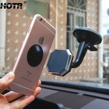 Mão livre magnético titular do telefone do carro ímã titular do carro suporte de montagem exibição pára-brisa suporte do telefone do carro ímã suporte