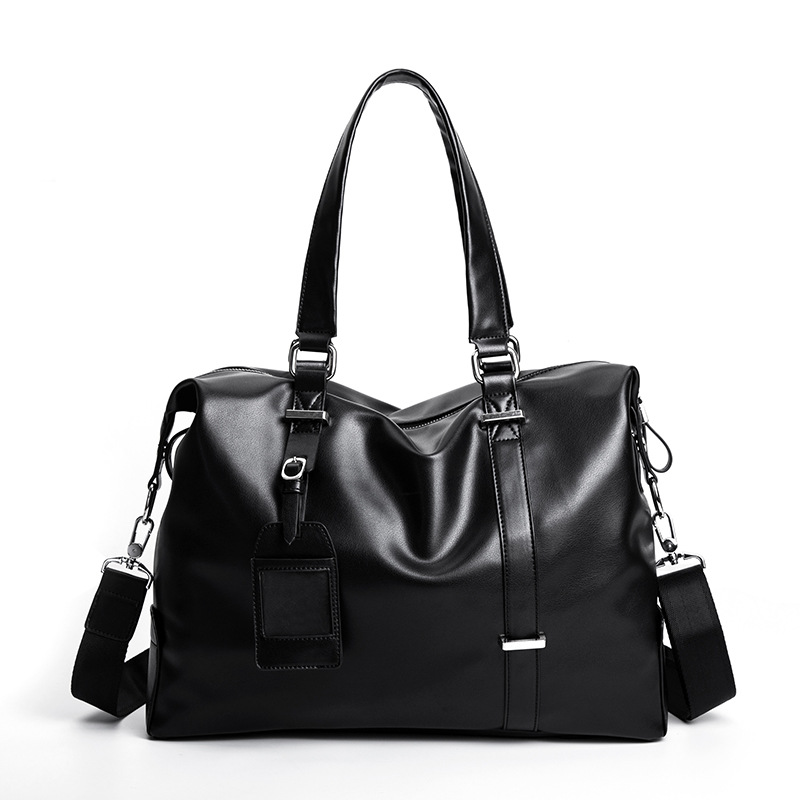 Brand Men Leather Laptop Bag Briefcase Fashion Men's Business Bags Casual Leather Messenger Bag For Men
