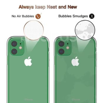 Hadinas Silicone Case for iPhone 11/11 Pro/11 Pro Max 2