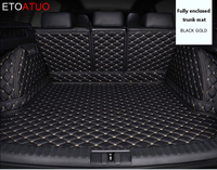 custom car trunk mat Cargo Liner for Volvo All Models s60 v40 xc70 v50 xc60 v60 v70 s80 xc90 v50 c30 s40 custom floor mats car
