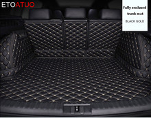 custom car trunk mat Cargo Liner for Subaru All Models forester XV Crosstrek impreza tribeca car accessories custom car mats(China)