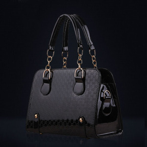 Image 3 - Bolso de lujo a la moda para mujer, bolsos de hombro de lujo de diseño Vintage para mujer, bolsos con asa superior, bolso de marca a la moda
