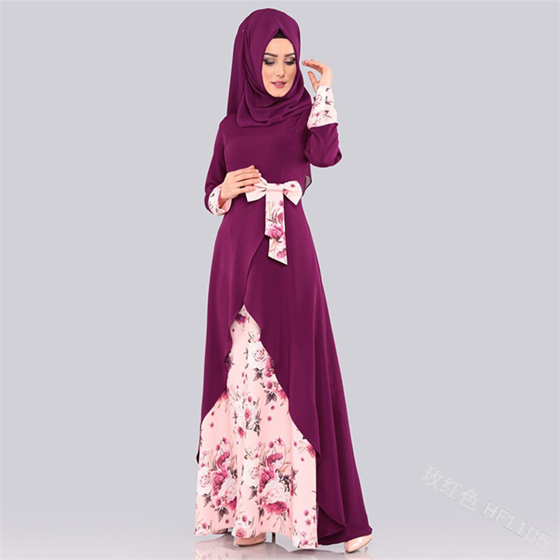 Abaya Dubai Hijab Muslim Dress Caftan Marocain Turkish Dresses Kaftan Abayas For Women Islam Clothing Tesettur Elbise Djellaba