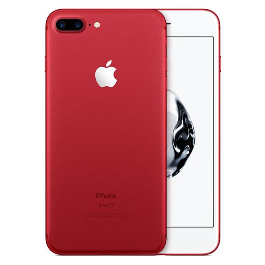 """Apple iphone 7 plus 7 mais fábrica desbloqueado original dupla real camare 4g lte 5.5 """"quad core a10 12mp ram 3gb telefone celular móvel 4"""