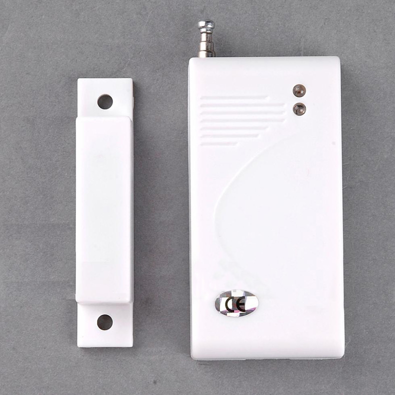 433 Mhz Contact Wireless Magnet Sensor Detector Window Gateway AS99