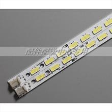 2 個の x Bakclight エッジ LED lg シャープ 60 インチ 7030PKG 68EA LCD 60LX540A LCD 60LX640A LCD 60LX750A LCD 60LX545A LCD 60LX550A