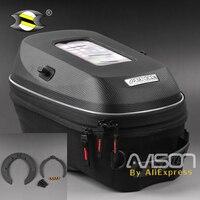 3D Tanklock Tank Bag Fit for Ninja 300 2013 2015 Navigation Bag Motorcycle Oil Fuel Tank Bike Saddle Bag Motorcycle Bag