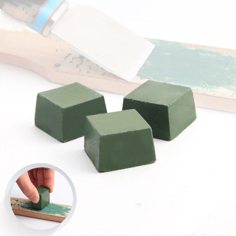 1Pcs Verde Pasta De Polimento Buff Polimento Composto Alumina Abrasivo Fino Verde Jóias de Metal Pasta de Polimento Abrasivo