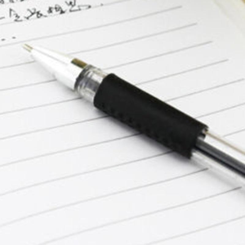 Pratical 12Pcs/set Ballpoint Pen For Writing Signature 0.5mm Gel Ink Stationery