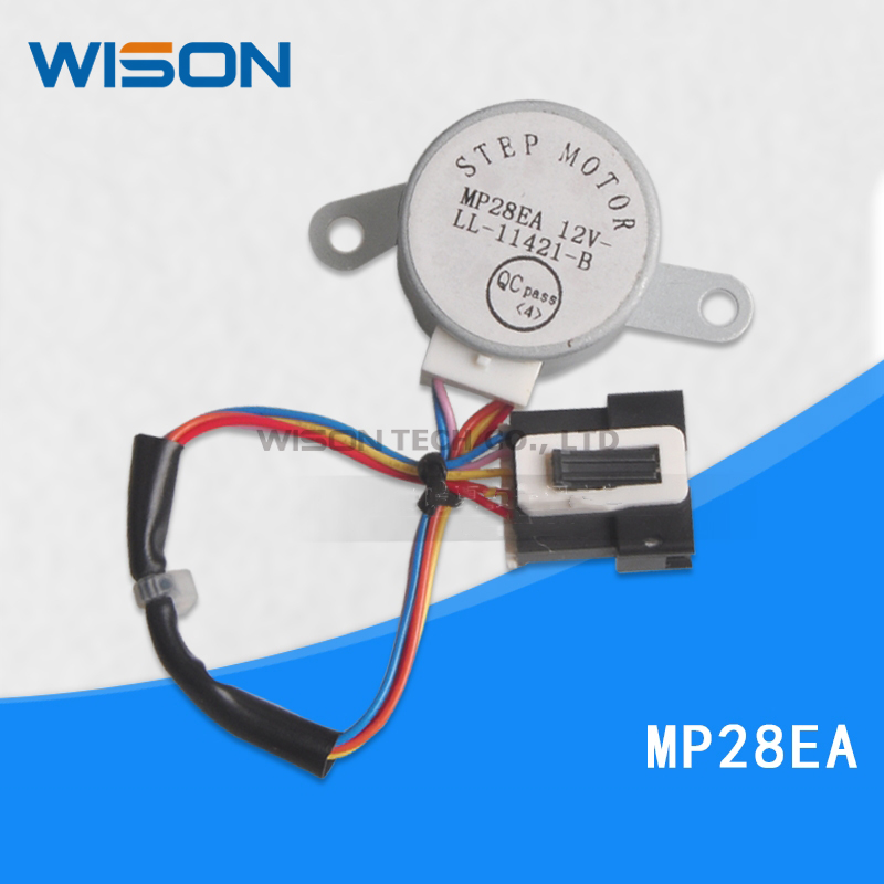 MP28EA  FREE SHIPPING NEW AND ORIGINAL  Air conditioning Stepper motor  Synchronous scavenging motor|AC/DC Adapters|Consumer Electronics - title=