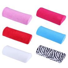 Мягкий для маникюра подушка, снижающая нагрузку моющиеся салон Маникюрный Инструмент