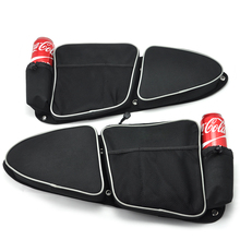UTV пассажирский драйвер боковой двери сумка для Polaris RZR XP1000 900XC S900 сумка для хранения наколенник