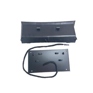 Image 4 - سيارة لاسلكي تهمة محول ل جاكوار XF XE XFL F PACE مركز وحدة التحكم الهاتف شاحن الطاقة ل آيفون 11 تشى شحن سريع لوحة