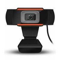 Neue HD 1080P Webcam Computer PC Web Kamera Mit Mikrofon Drehbare Kamera Für Live Broadcast Video Aufruf Konferenz Arbeit