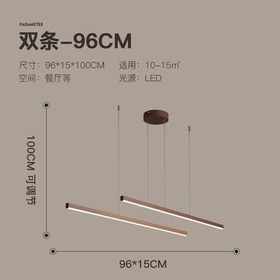 Double strip L96cm