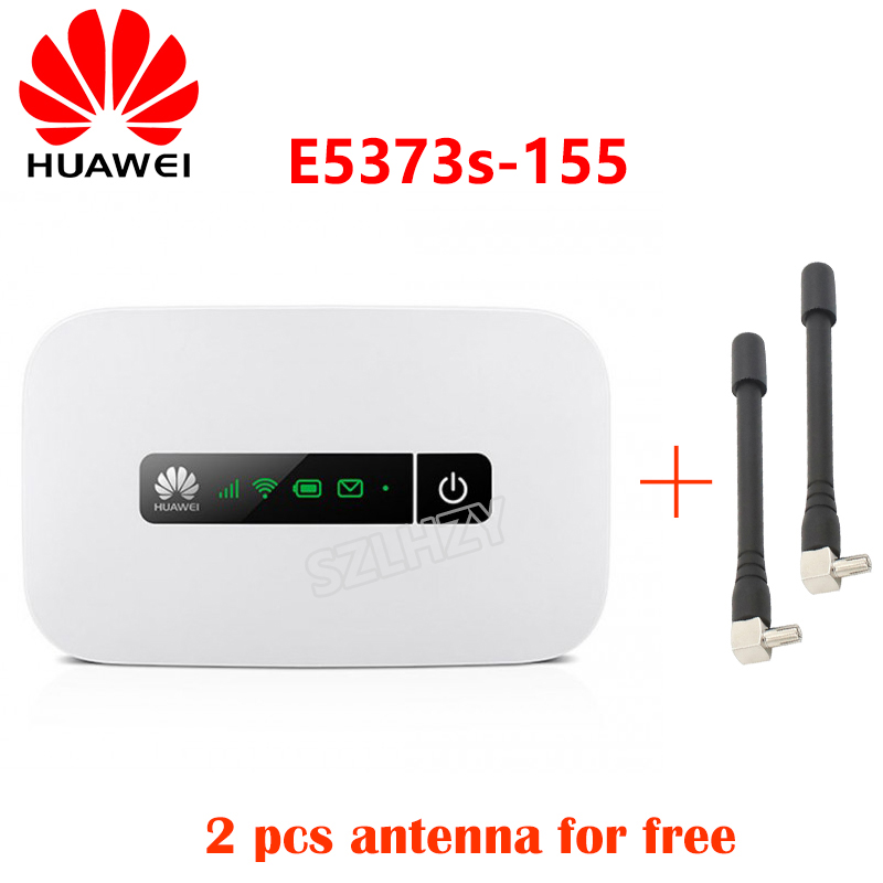 Unlocked Huawei E5373s-155 E5573cs-322 4G Router Mobile WiFi Hotspot Pocket 150Mbps Modem Car WiFi With SIM Card Slot PK WD670