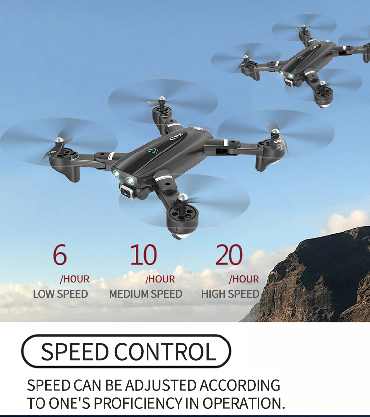 S167 Drone Speed Control