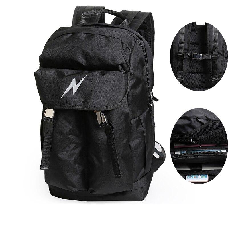 Nylon hommes Gym Sport sac sacs à dos d'ordinateur portable école mode voyage mâle décontracté femmes cartable grande capacité loisirs sac de sport