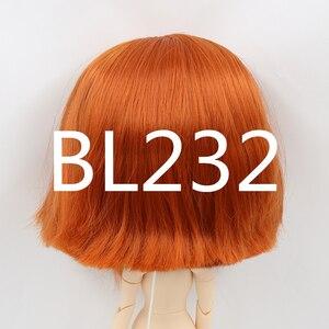 Image 5 - Blyth Pop Ijzige Pop Rbl Hoofdhuid En Koepel Korte Haar Pruik Speelgoed Accessoire Voor Diy Custom Pop