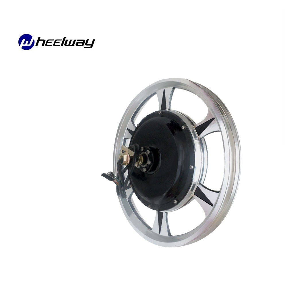 18 inch Rear Drive 36v 48v 60v 350w <font><b>500w</b></font> 1000w ebike BLDC hub <font><b>motor</b></font> Disc brake Design <font><b>Electric</b></font> <font><b>Scooter</b></font> Wheel For E <font><b>scooter</b></font> image