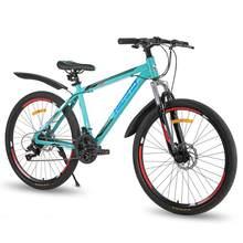 Горный велосипед с 21 скоростью, со стальной рамой 26 дюймов в наличии, городской велосипед