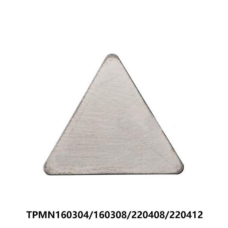 MITSUBISHI TPMN TPMN160304 TPMN160308 TPMN220408 TPMN220412 NX2525 F7030 UTI20T UTI20T Carbide Inserts Rotating Tool Inserts CNC