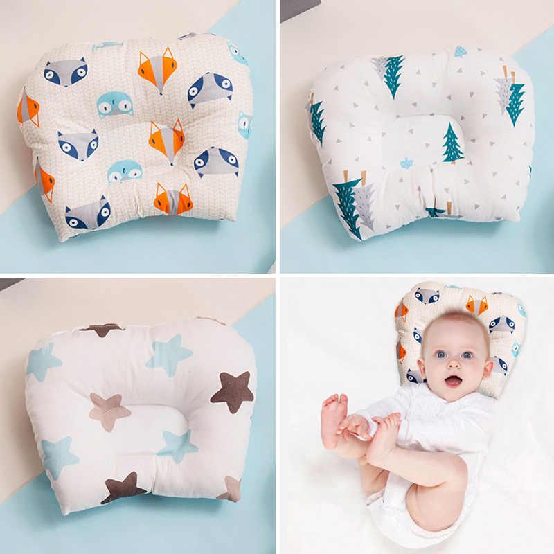newborn baby pillow sleep positioner support pillow cushion prevent flat head baby pillow for infant toddler girls boys