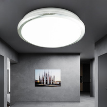 Zerouno داخلي نوم ضوء السقف مصباح الحمام 18 واط 30 واط 32 واط عالية مشرق الحديثة المطبخ LED الإضاءة مصباح سقف مضاد للماء
