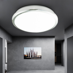 Image 1 - Zerouno Indoor bedroom ceiling Light Bathroom Lamp 18W 30W 32W High Bright modern kitchen LED Lighting Waterproof Ceiling Lamp