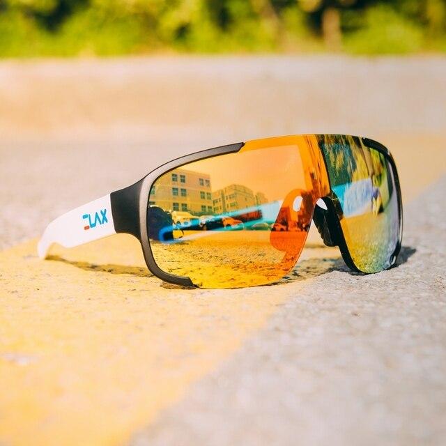 Elax marca 2020 novo óculos de ciclismo ao ar livre mountain bike óculos de sol da bicicleta dos homens ciclismo mtb esportes óculos de sol 6
