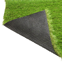 4.5/1.8cm Thickness 7.5*3ft/5*3ft / 3*6ft Artificial Grass Turf Astro Lawn Synthetic Garden Synthetic Lawn Indoor/Outdoor