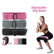 Набор из 3 предметов для йоги регулируемые женские резинки тренировок