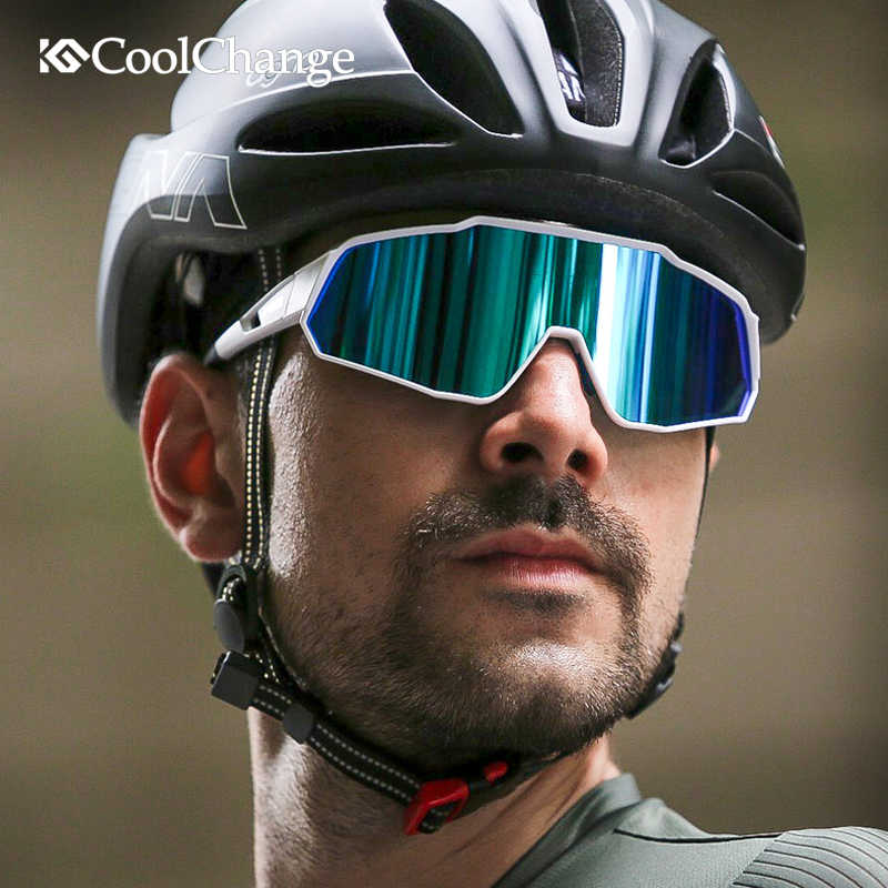 Unisex Polarised UV 400 Cycling Glasses Bike Eyewear Sports Bicycle Sunglasses @