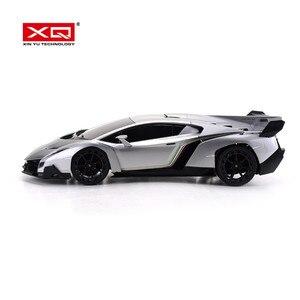 XQ 1/18 Remote control car RC Car for Lamborghini Veneno Radio Remote Control Sport Racing Car