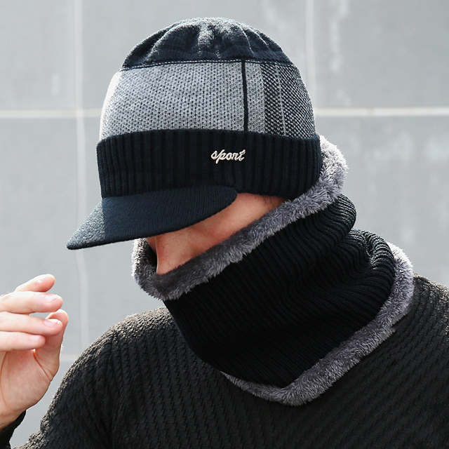 Winter Fashion Beanie Cap 6